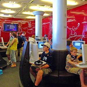 Интернет-кафе Мамоново