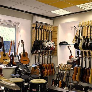 Музыкальные магазины Мамоново