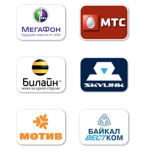 Операторы сотовой связи Мамоново