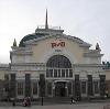 Железнодорожные вокзалы в Мамоново